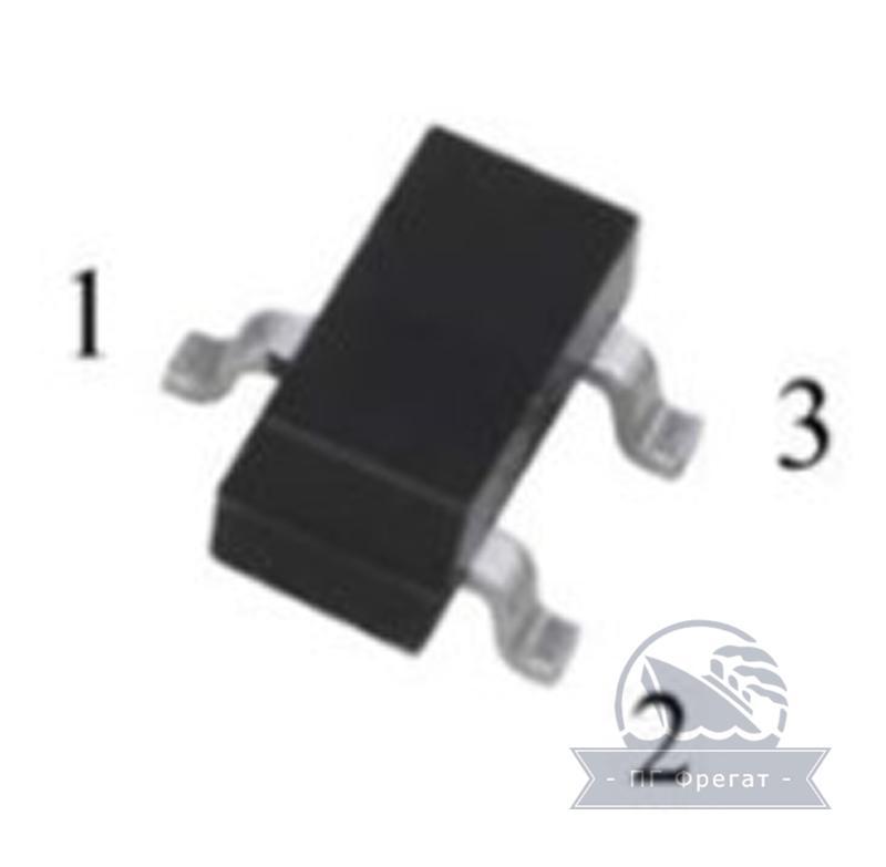 Транзистор КП214А9 n-канальный МОП  фото №1