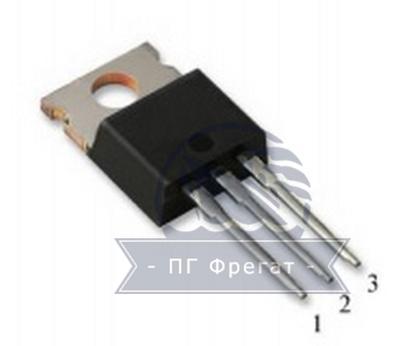 Стабилизаторы напряжения положительной полярности КР1180ЕН12А фото №1