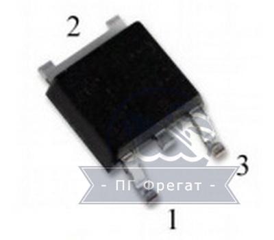 Стабилизаторы напряжения положительной полярности К1254ЕР1Т фото №1