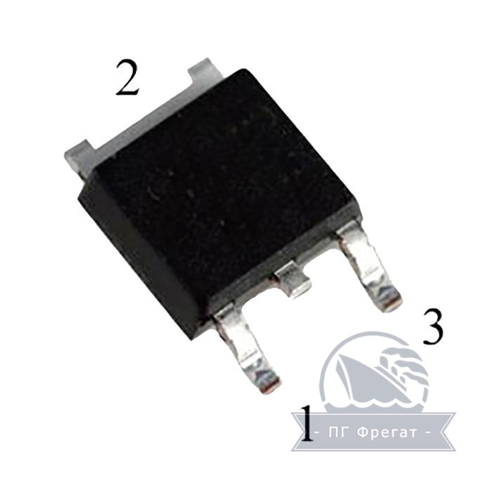 Транзистор КТ817В9 фото №1