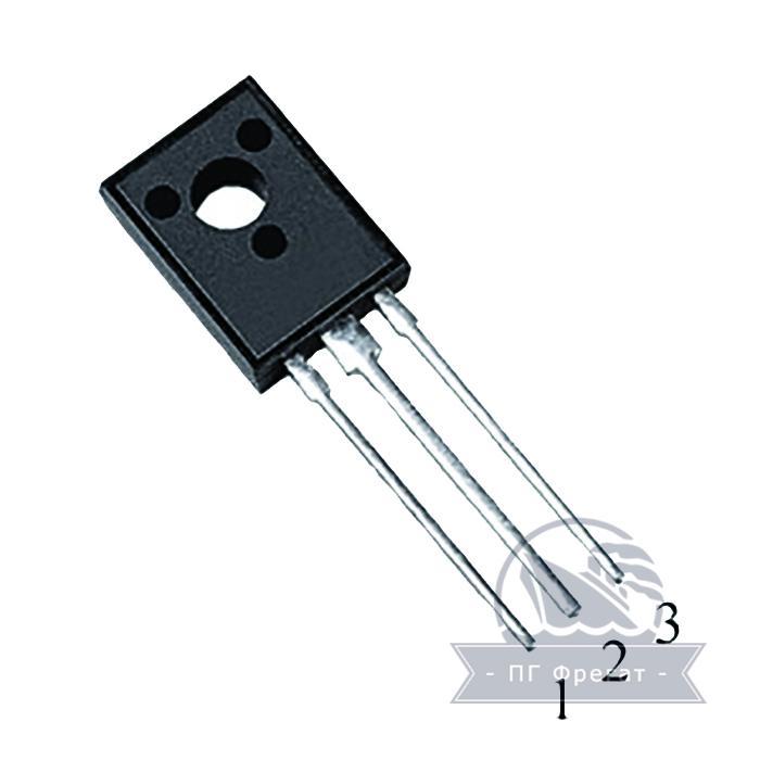 Транзистор КТ817Б фото №1