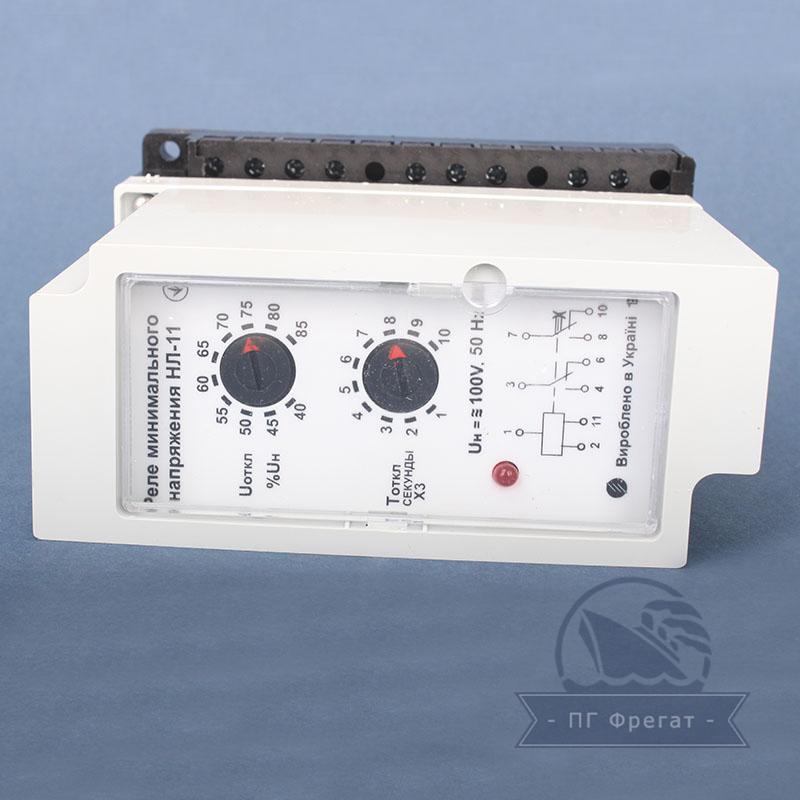 Реле минимального напряжения трёхфазного тока НЛ-11 фото №2