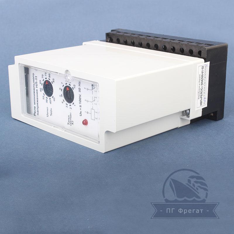 Реле минимального напряжения трёхфазного тока НЛ-11 фото №3