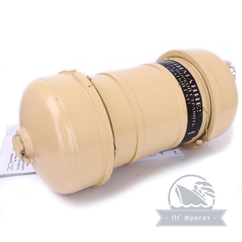 Пневмогидроаккумулятор поршневой ПГА-2,5-5, ПГА-2,5-6, ПГА-2,5-7 фото №3