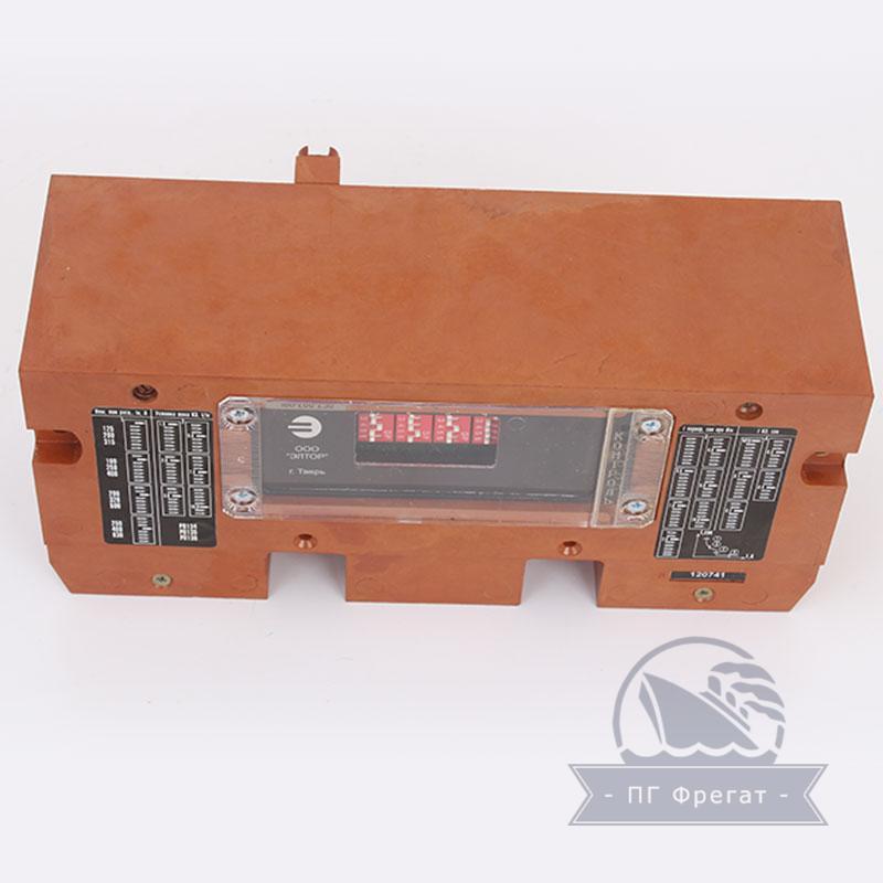 Расцепитель полупроводниковый максимального тока РП-134М фото №4
