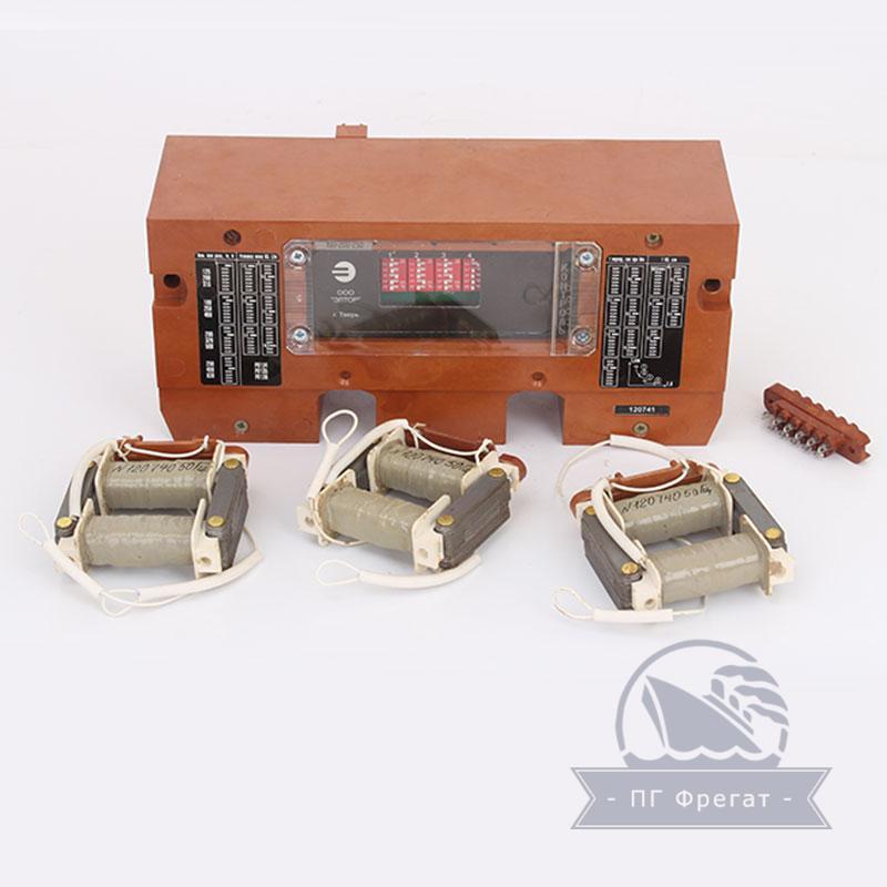 Расцепитель полупроводниковый максимального тока РП-134М фото №3