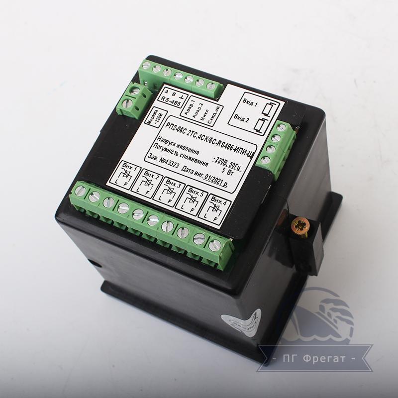Регулятор температуры  РП2-06С 2ТС фото №3