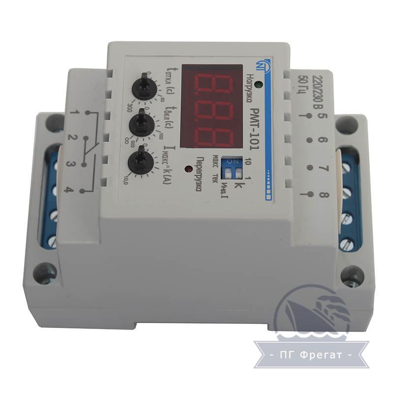 Реле максимального тока РМТ-101 фото №1