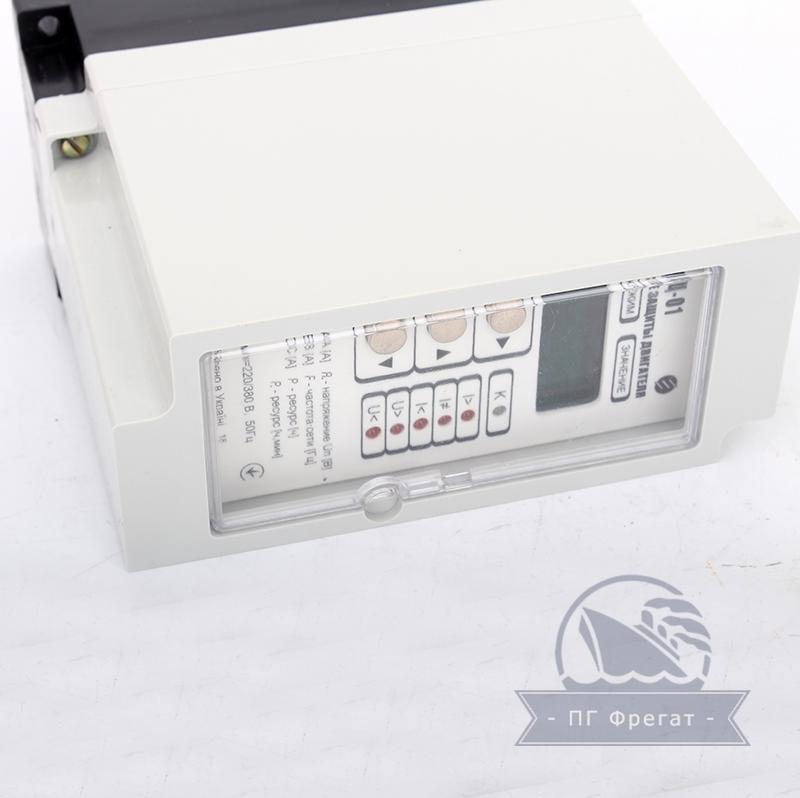 Реле защиты электродвигателя РДЦ-01-053 фото №2