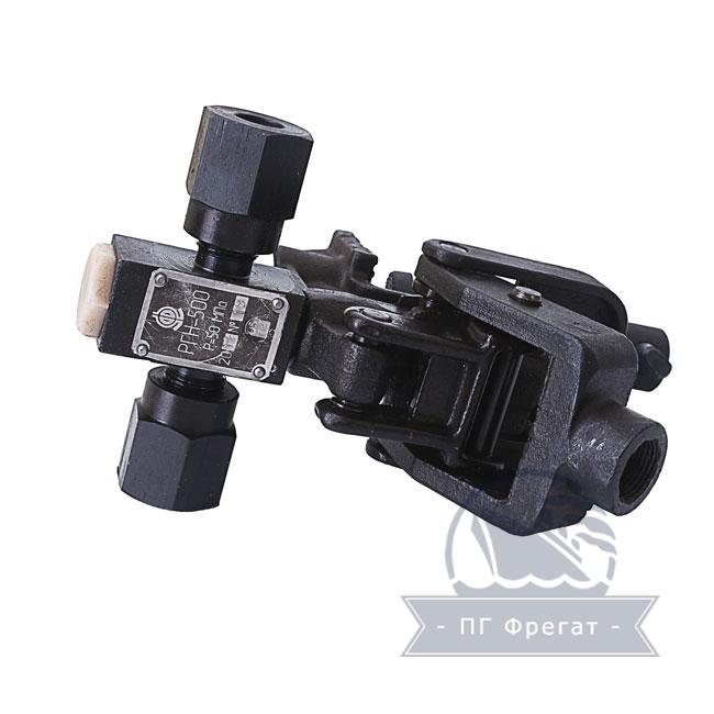 Насос ручной гидравлический РГН-500 фото №1