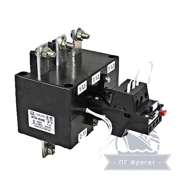 Реле РТЛ-3 на ток 100 - 250 А фото №1