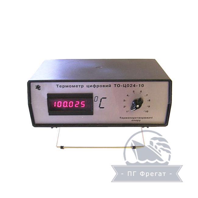 Цифровые термометры фото №1