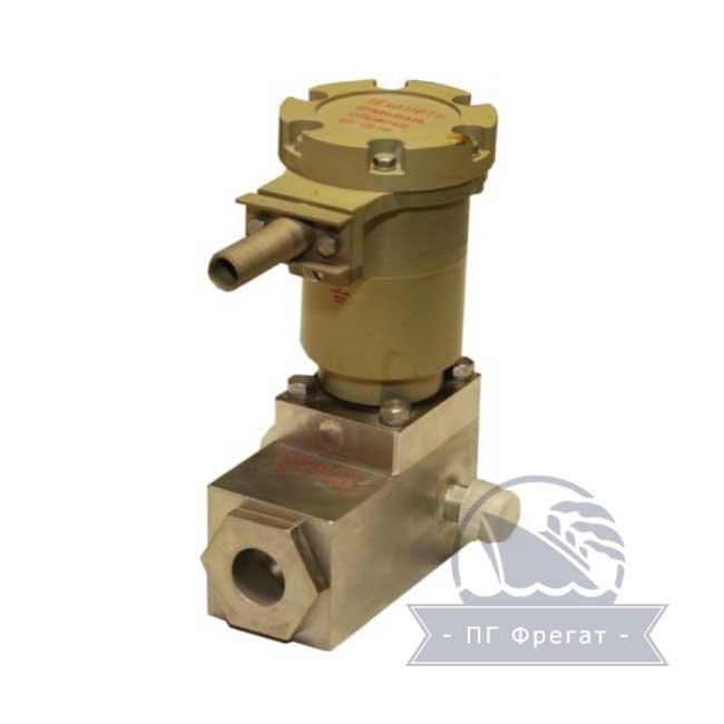 Клапан электромагнитный двухпозиционный УФ 96577-010 фото №1