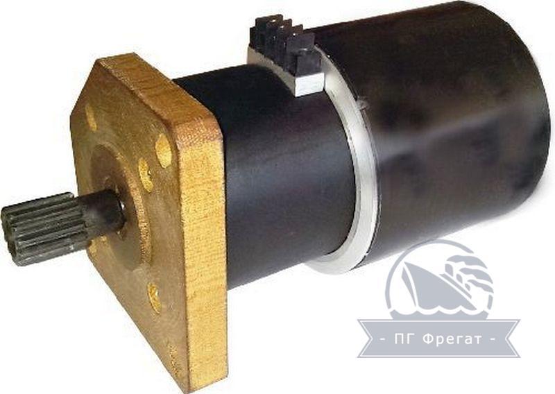 Электродвигатель ДБК 107-300-8000-220-УХЛ2  фото №1