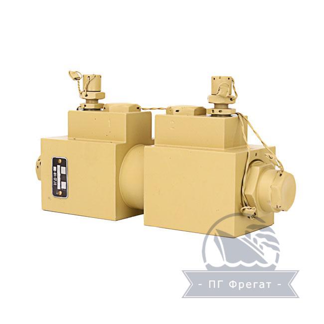 Гидрозамок двухсторонний ЗГД-10-1 фото №1